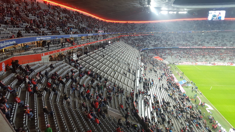 Allianz Arena Bayern Munich The Stadium Guide