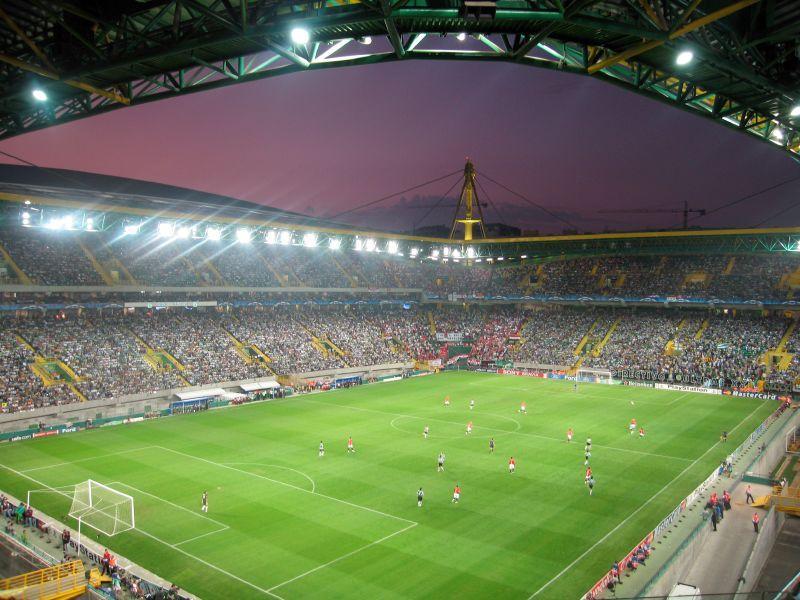نتيجة بحث الصور عن estadio jose alvalade 2014