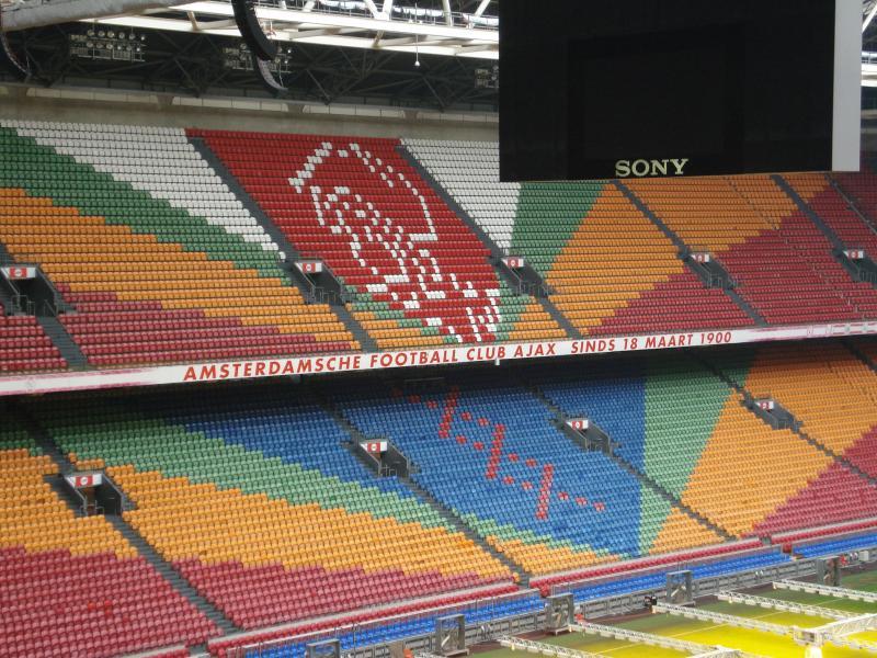 Amsterdam Arena Tour Tickets
