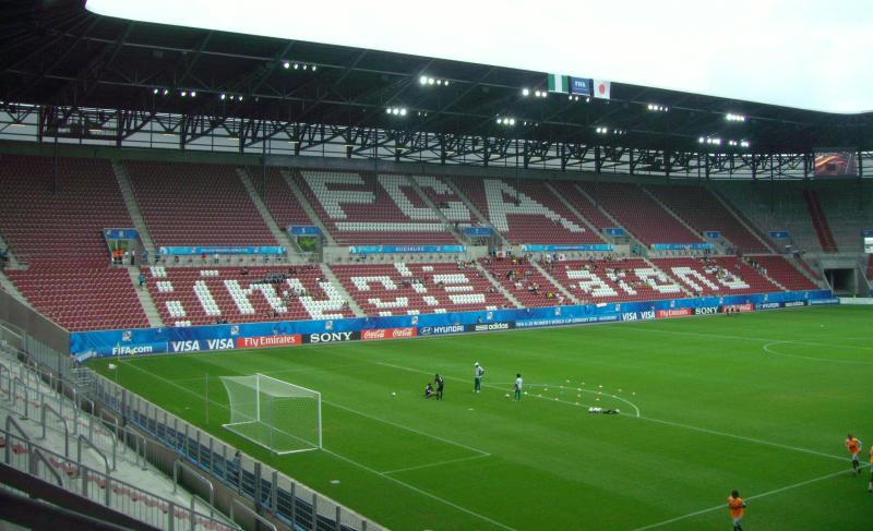 wwk arena augsburg the stadium guide. Black Bedroom Furniture Sets. Home Design Ideas