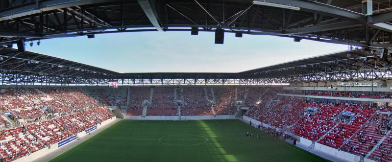 Wwk Arena Augsburg The Stadium Guide