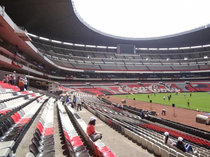 Azteca Stadium Tours