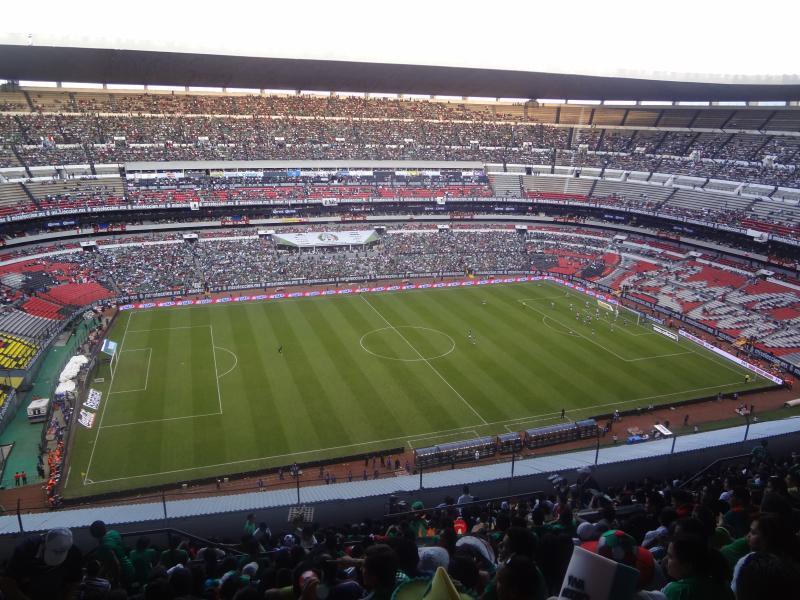 Azteca Stadium Mexico City Tour