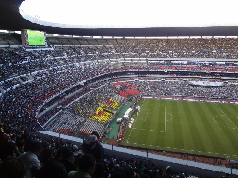 Azteca Stadium Tour