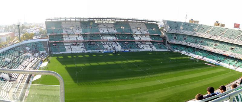 Estadio Benito Villamarin Betis Seville The Stadium