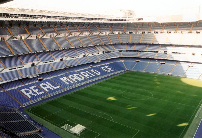 little soccer stadiums