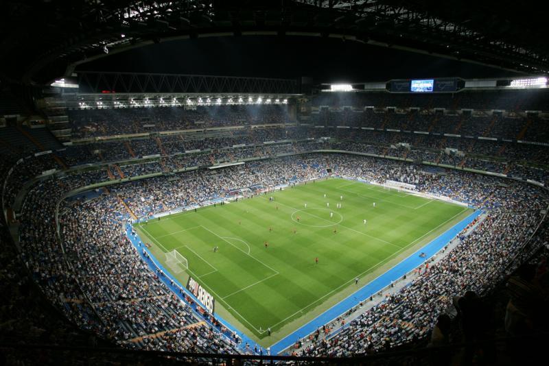 حصريا: شاهد ملعب سانتياغو برنابيو كأنك جالس فيه بتقنية 3D :
