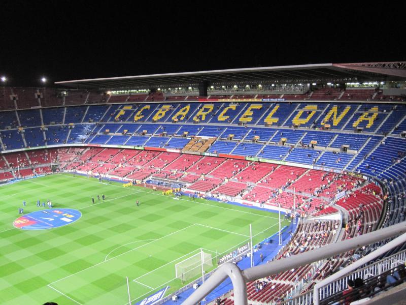 campnou5 Champions League, os dias de definição...