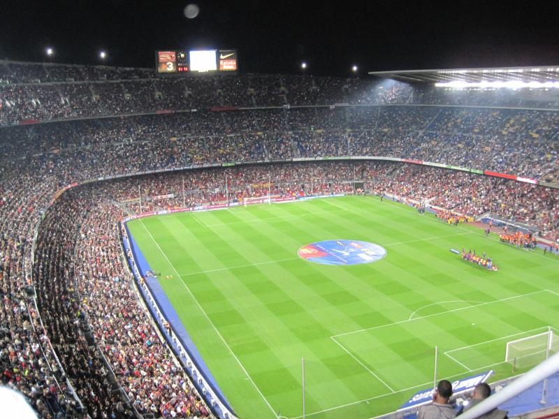 Camp Nou Barcelona The Stadium Guide - 10 soccer stadiums you need to visit