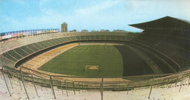 Image result for the history of camp nou