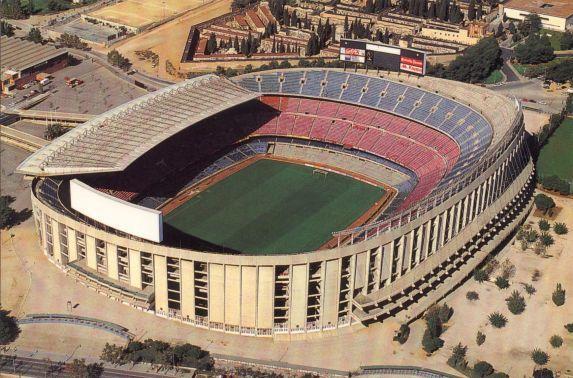 camp nou - barcelona - the stadium guide