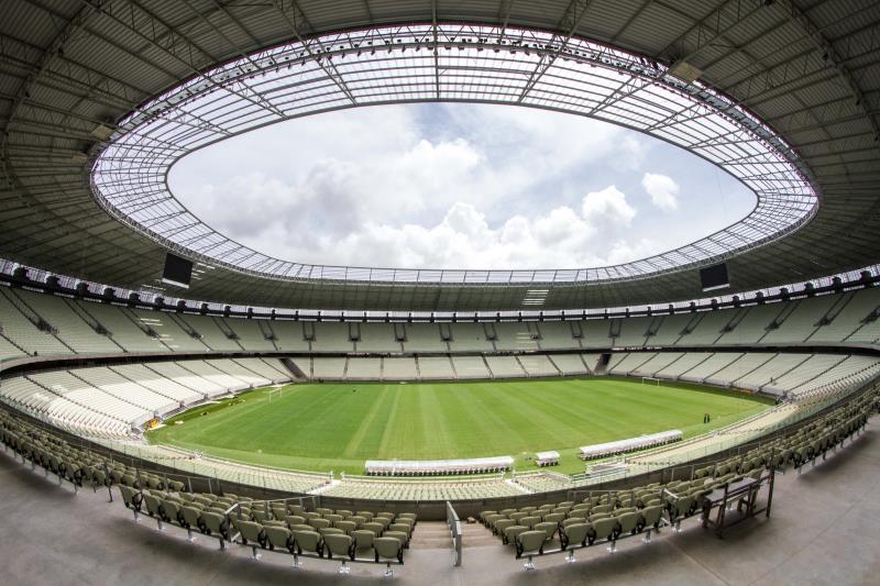 The Castelão Guide - Stadium Arena