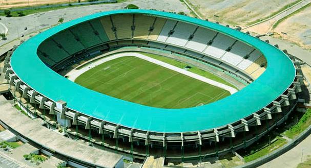 استادیوم castelao جام جهانی 2014