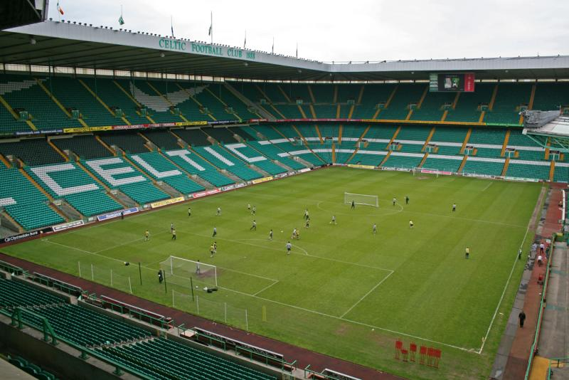 stadion celtic glasgow