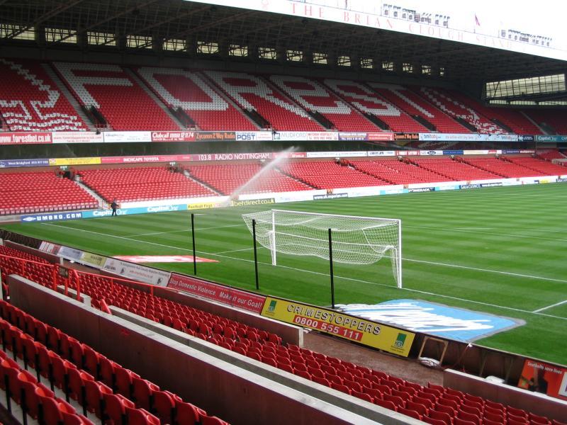 City Ground Nottingham The Stadium Guide