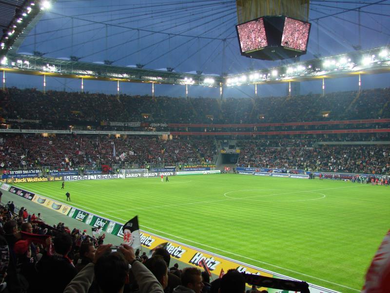 Commerzbank Arena Frankfurt The Stadium Guide