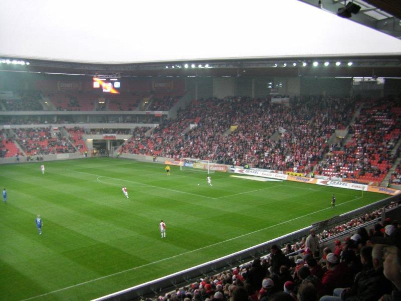 Eden Arena - Th... Slavia Prague