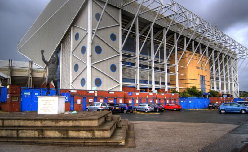 Elland Road Leeds The Stadium Guide