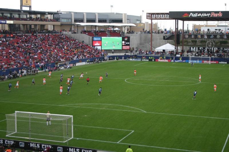 Toyota Stadium Dallas The Stadium Guide