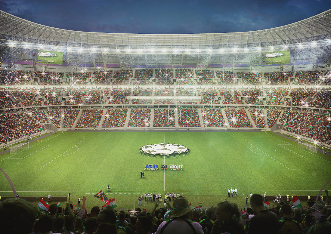 New Puskas Ferenc Stadion Budapest The Stadium Guide