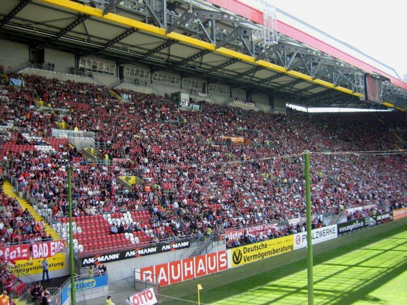 fritz walter stadion kaiserslautern