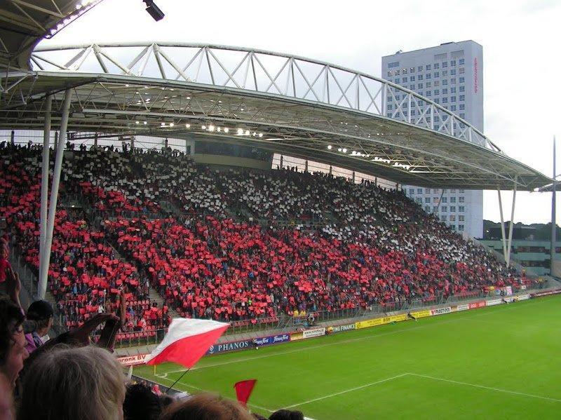 Stadion Galgenwaard Utrecht The Stadium Guide