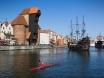 Gdansk's waterfront