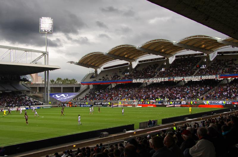Stade Gerland - Lyon - The Stadium Guide