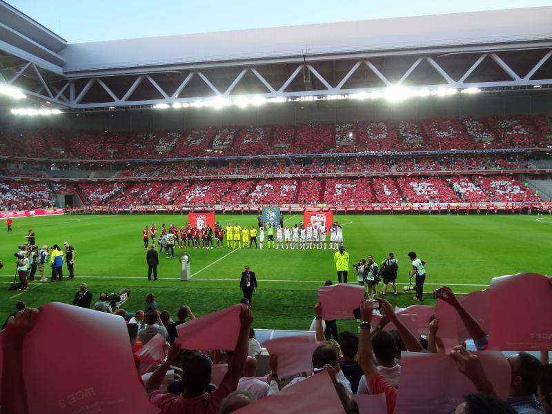 stade pierre mauroy lille the stadium guide. Black Bedroom Furniture Sets. Home Design Ideas
