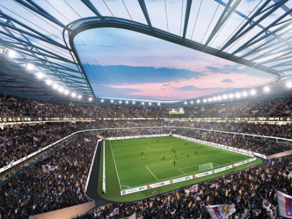grand stade ol lyon the stadium guide. Black Bedroom Furniture Sets. Home Design Ideas