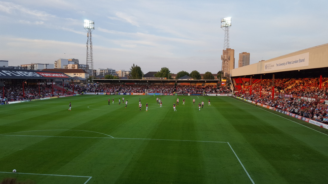 The Griffin London >> Griffin Park - Brentford - London - The Stadium Guide