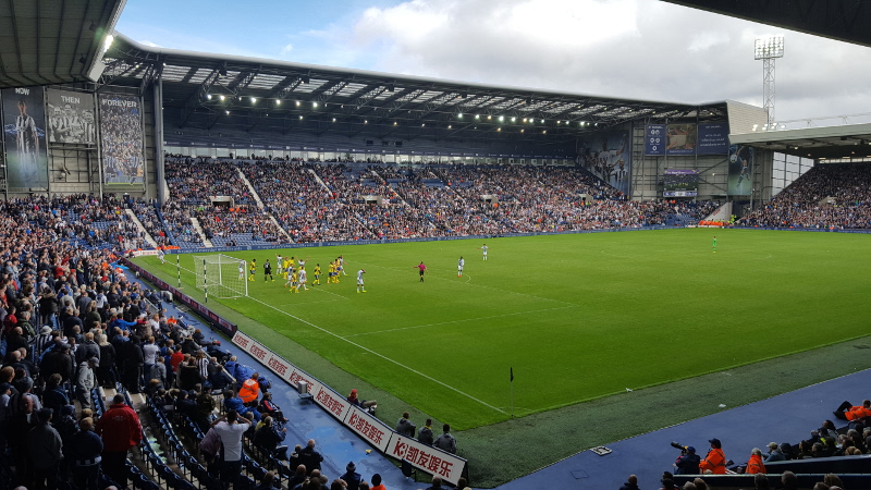 The Hawthorns - West Bromwich - The Stadium Guide