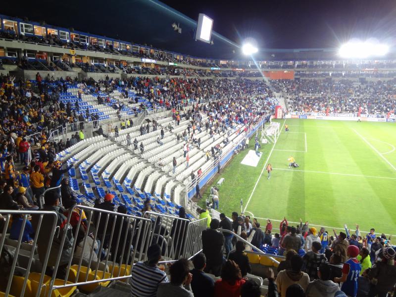 Estadio Hidalgo Pachuca The Stadium Guide