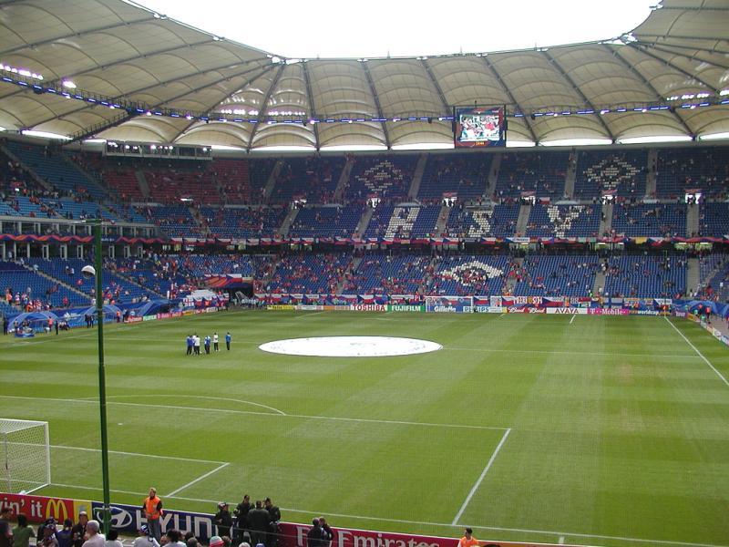 volksparkstadion hamburg the stadium guide autos post. Black Bedroom Furniture Sets. Home Design Ideas
