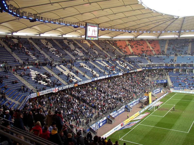 hamburger sv official website