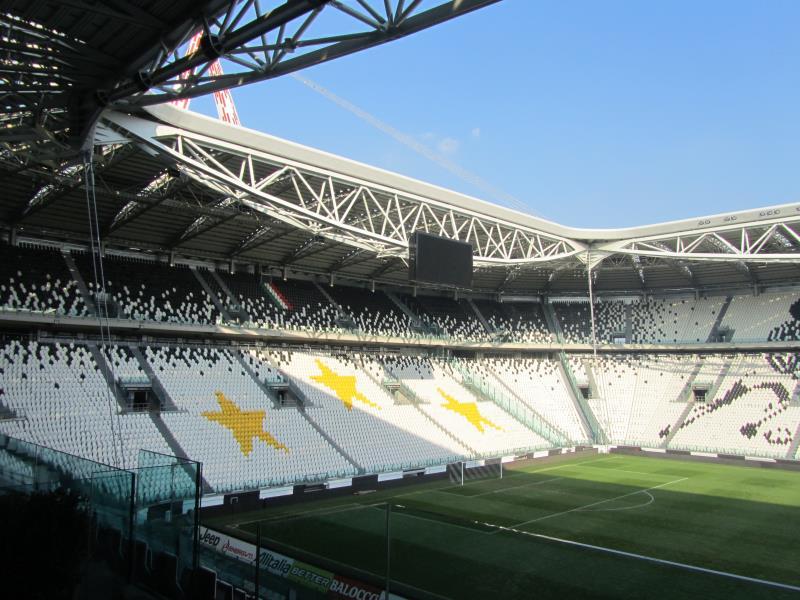 Juventus Italy Map.Allianz Stadium Juventus Stadium Turin The Stadium Guide