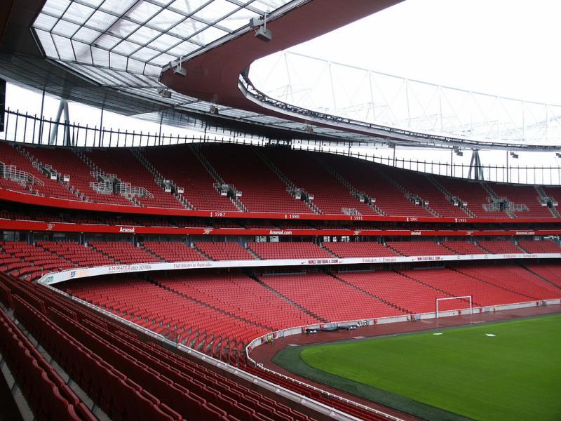 Football Venues In London