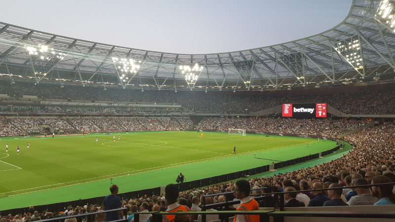London Stadium West Ham United The Stadium Guide