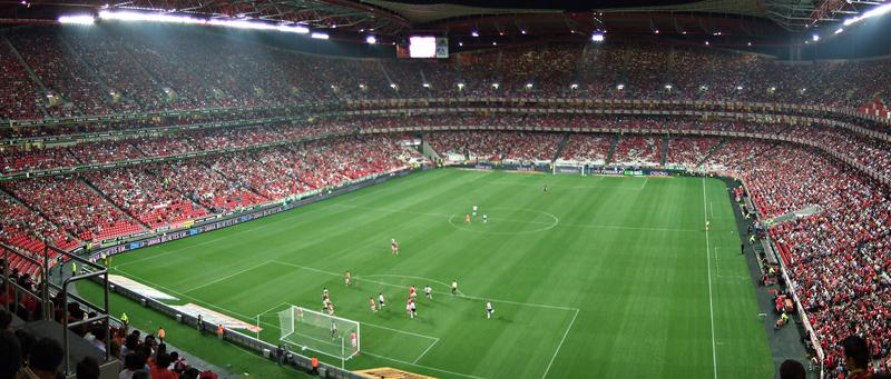 Estadio da luz benfica lisbon the stadium guide for Piso 0 estadio da luz
