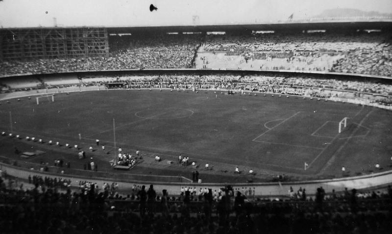 استادیوم ماراکانا ، maracana