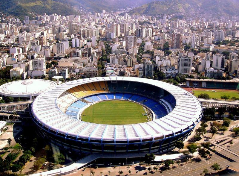 FIFA World Cup 2014 Stadiums- Maracana