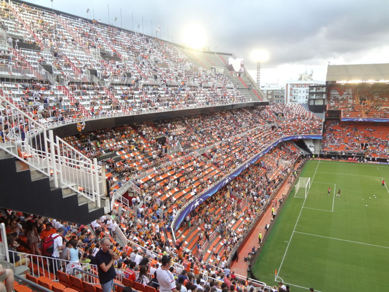 The Ten Oldest Stadiums in Spain - Estadios de España