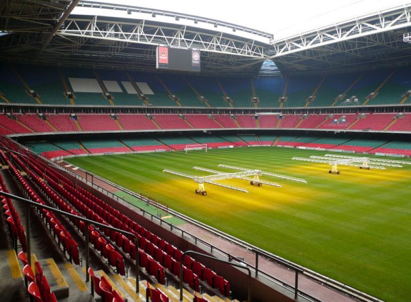 Millennium Stadium Cardiff The Stadium Guide