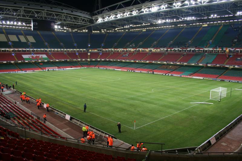 millennium stadium champions league