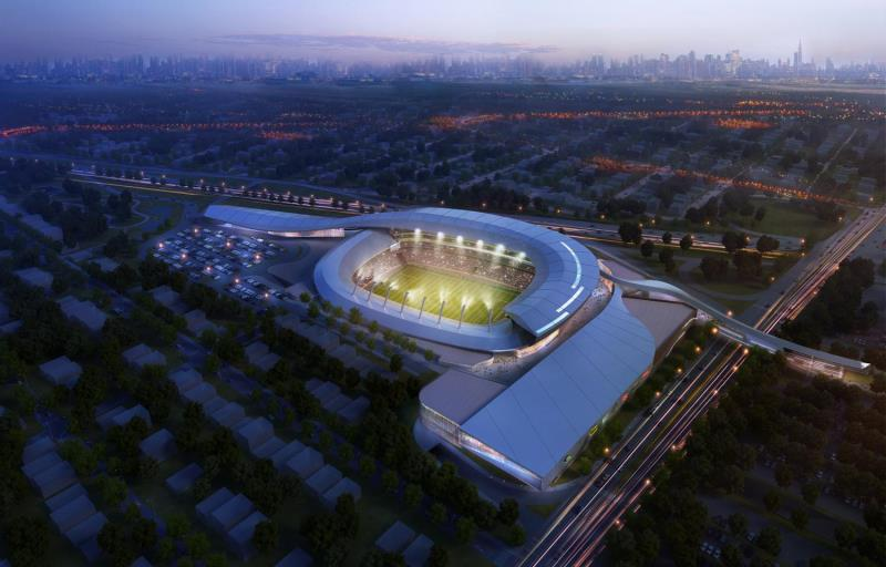 Madison Square Garden: New York Cosmos Stadium