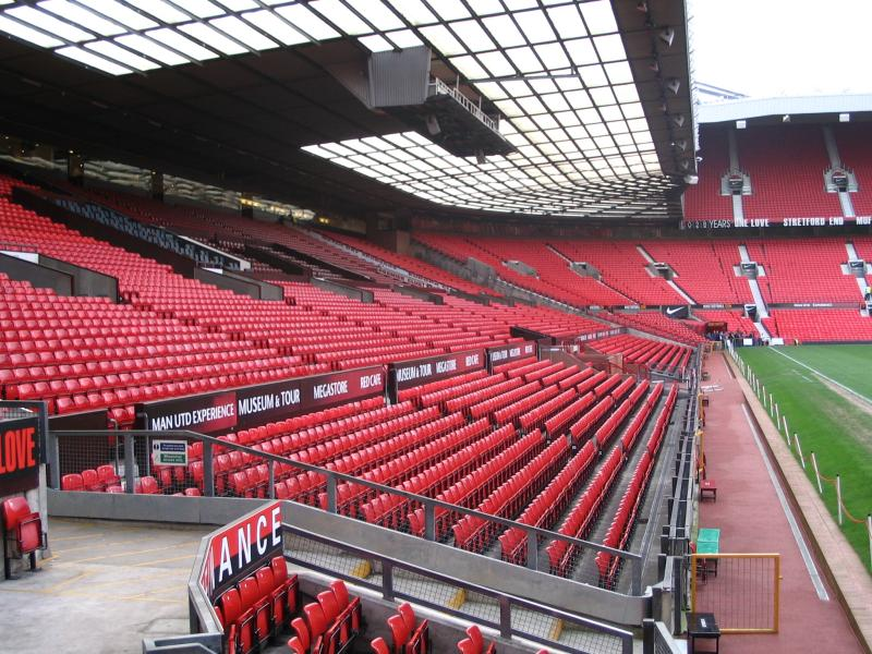 Old Trafford Manchester United Manchester The