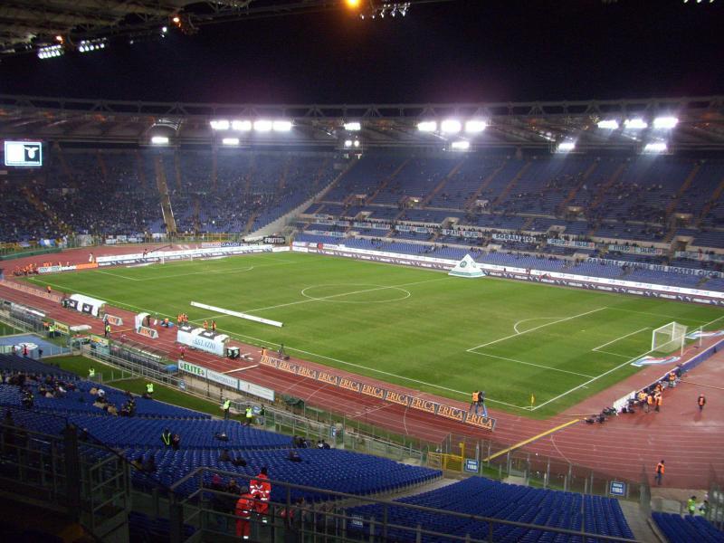 Resultado de imagen para olimpico de roma