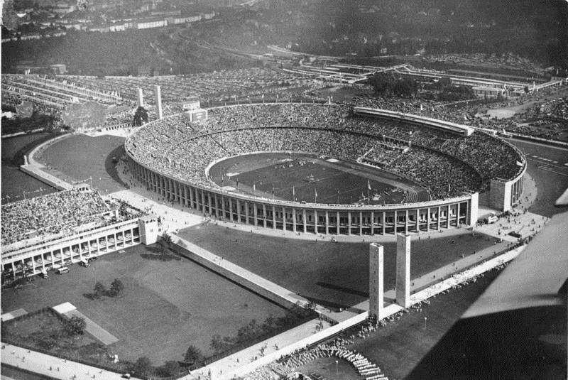 Olympiastadion Hertha Bsc Berlin The Stadium Guide