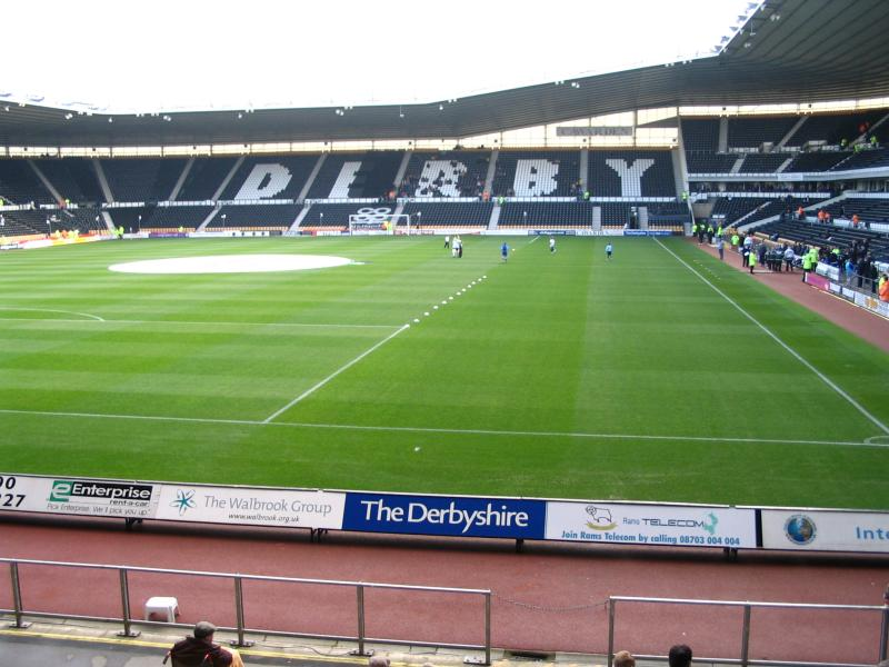 Derby County Fc Stadium Tours