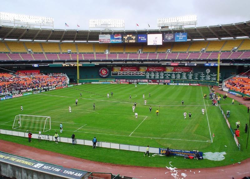 RIP RFK Stadium?